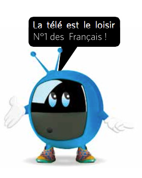 Le P'tit Zappeur : La télé est le loisir N°1 des Français !
