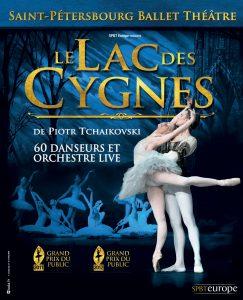 Le Lac des Cygnes est un des ballets les plus célèbres, un des joyaux du répertoire de la musique classique avec des mélodies sublimes de Piotr Tchaïkovski. Ce ballet est interprété par le Saint-Pétersbourg Ballet Théâtre, une des meilleures troupes de Russie qui frappe et séduit par sa jeunesse et son entrain.