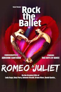 Roméo & Juliet By Rock The Ballet